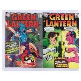 DC Comics Green Lantern #45 #52