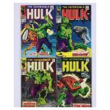Marvel The Incredible Hulk #103 #104 #105 #106