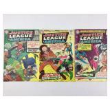 DC Comics Justice League of America #40 #41 #42