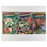 DC Comics Justice League of America #43 #44 #45