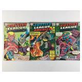 DC Comics Justice League of America #50 #51 #52