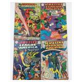 DC Comic Justice League of America #53 #55 #56 #64