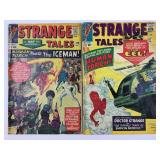 Marvel Strange Tales #117 #120