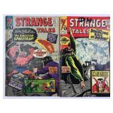 Marvel Strange Tales #131 #132