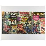 Marvel Strange Tales #127 #129 #130