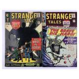 Marvel Strange Tales 137 & 139