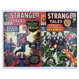 Marvel Strange Tales 140 & 141