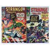 Marvel Strange Tales 144 &145