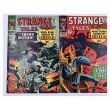 Marvel Strange Tales 146 & 147