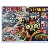 Marvel Strange Tales 148 & 149