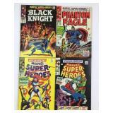 Marvel Super-Heros 14 15 16 & 17