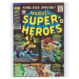 Marvel Super-Heroes King-Size Special 1