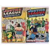 DC Justice League of America 7 & 8