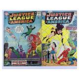 DC Justice League of America 23 & 24