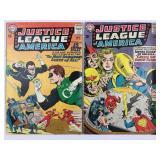 DC Justice League of America 29 & 30