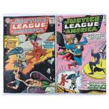 DC Justice League of America 31 & 32