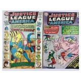 DC Justic League of America 37 & 38