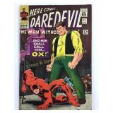 Marvel Daredevil 15 First Appearance of The Ox