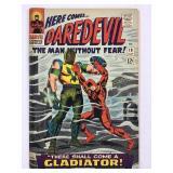 Marvel Daredevil 18 First Appearance of Gladiator