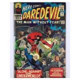 Marvel Daredevil 19 w/ John Romita Cover Art