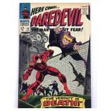 Marvel Daredevil 20 First Gene Colan Art