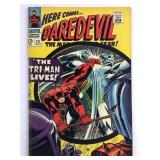 Marvel Daredevil 22 First Appearance of Tri-Man