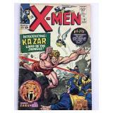 Marvel X-Men 10 First Appearance Ka-Zar & Zabu
