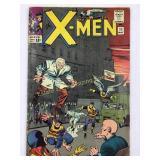 Marvel X-Men 11 First Appearance of Stranger