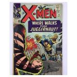 Marvel X-Men 13 2nd Juggernaut Appearance