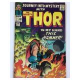 Marvel Thor 120 vs Absorbing Man