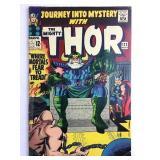Marvel Thor 122 Absorbing Man Origin