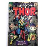 Marvel Thor 123 vs Absorbing