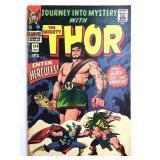 Marvel Thor 124 Enter Hercules