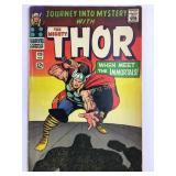 Marvel Thor 125 Meet the Immortals
