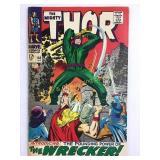Thor 148 1st Appearance Wrecker Origin Black Bolt