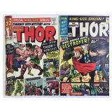 Thor Special King Size Annual 1 & 2
