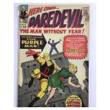 Marvel Daredevil 4 W/ The Purple Man