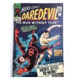 Marvel Daredevil 7 In Mortal Combat w/ Sub-Mariner