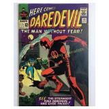 Marvel Daredevil 10 While the City Sleeps