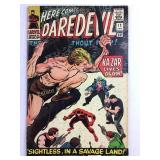 Marvel Daredevil 12 Sightless In A Savage Land