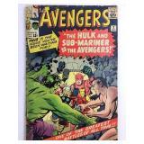 Marvel The Avengers 3 Sub-Mariner & The Hulk
