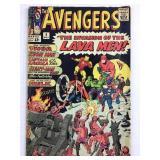 Marvel The Avengers 5 Invastion of the Lava Men