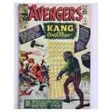Marvel The Avengers 8 Kang the Conqueror