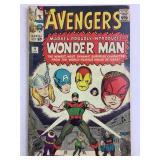Marvel The Avengers 9 Wonder Man