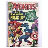 Marvel The Avengers 10 The Avengers Break Up