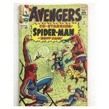 Marvel The Avengers 11 Meet Spider-Man