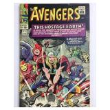 Marvel The Avengers 12 This Hostage Earth