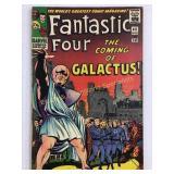 Fantastic Four 48 1st Silver Surfer & Galactus