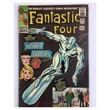 Fantastic Four 50 Silver Surfer vs Galactus
