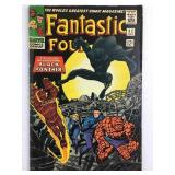 Fantastic Four 52 First Appearance Black Panther